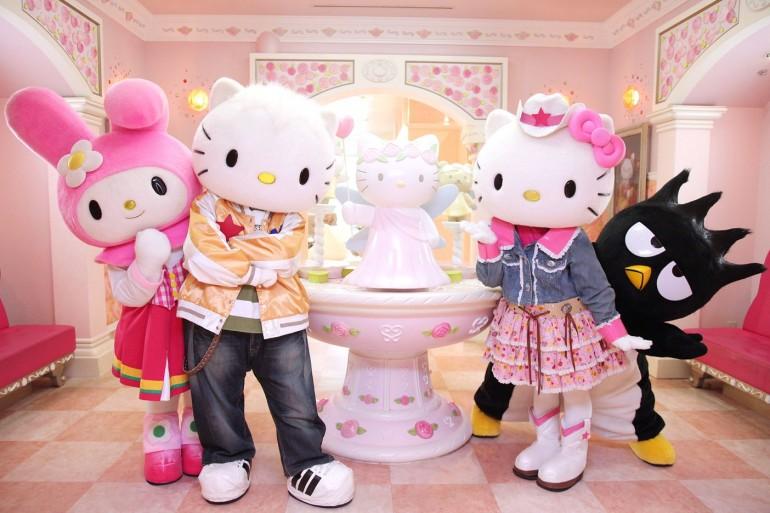 Ini Dia Fakta Hello Kitty yang Belum Kamu Ketahui Sebelumnya - hello kitty  kawaii 9702076185