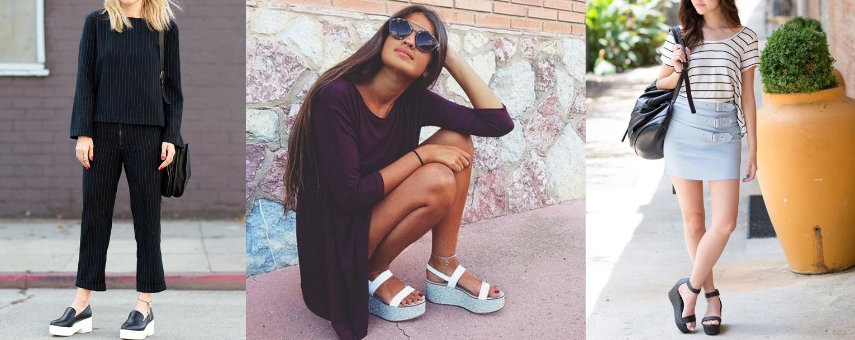 647006097d69 Trend Fashion Wanita 2015 Sepatu yang Siap Bikin Kamu Makin Hits - Flat  form Shoes ...