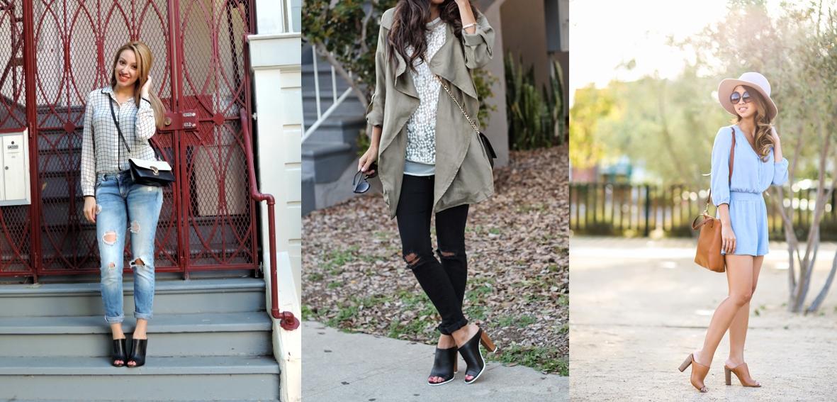 8069f984e187 Trend Fashion Wanita 2015 Sepatu yang Siap Bikin Kamu Makin Hits - Mule  Shoes