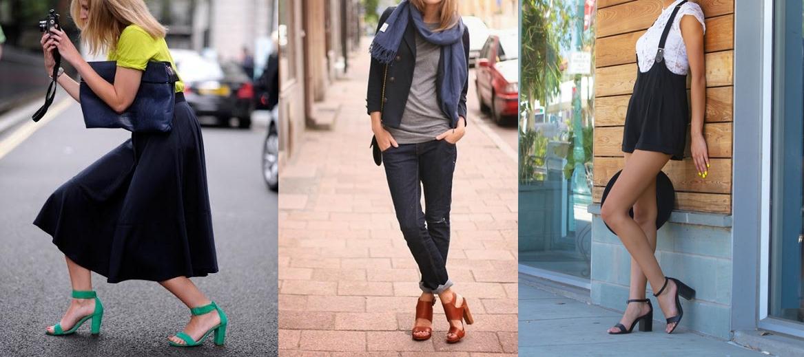 e07fd348fb56 Trend Fashion Wanita 2015 Sepatu yang Siap Bikin Kamu Makin Hits - block  heels