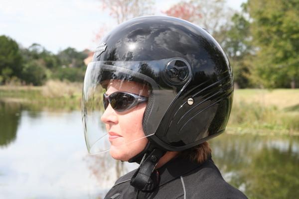 jenis helm dan tingkat keamanan - 3per4 Modular Helmet