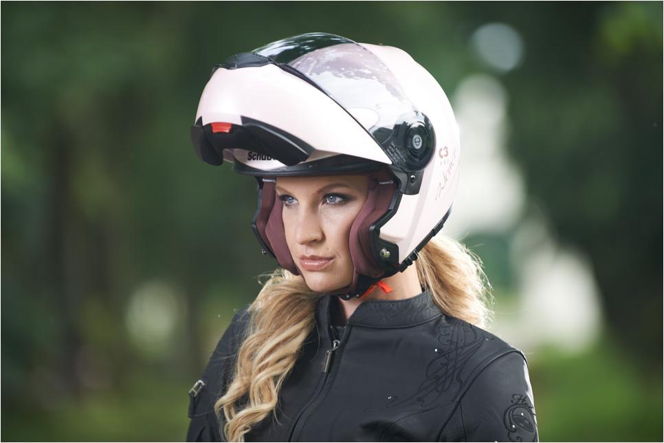 jenis helm dan tingkat keamanan - Flip-Up Helmet