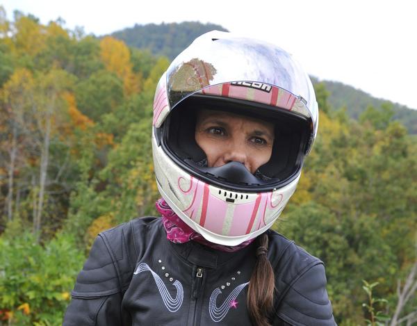jenis helm dan tingkat keamanan - Full Face Helmet