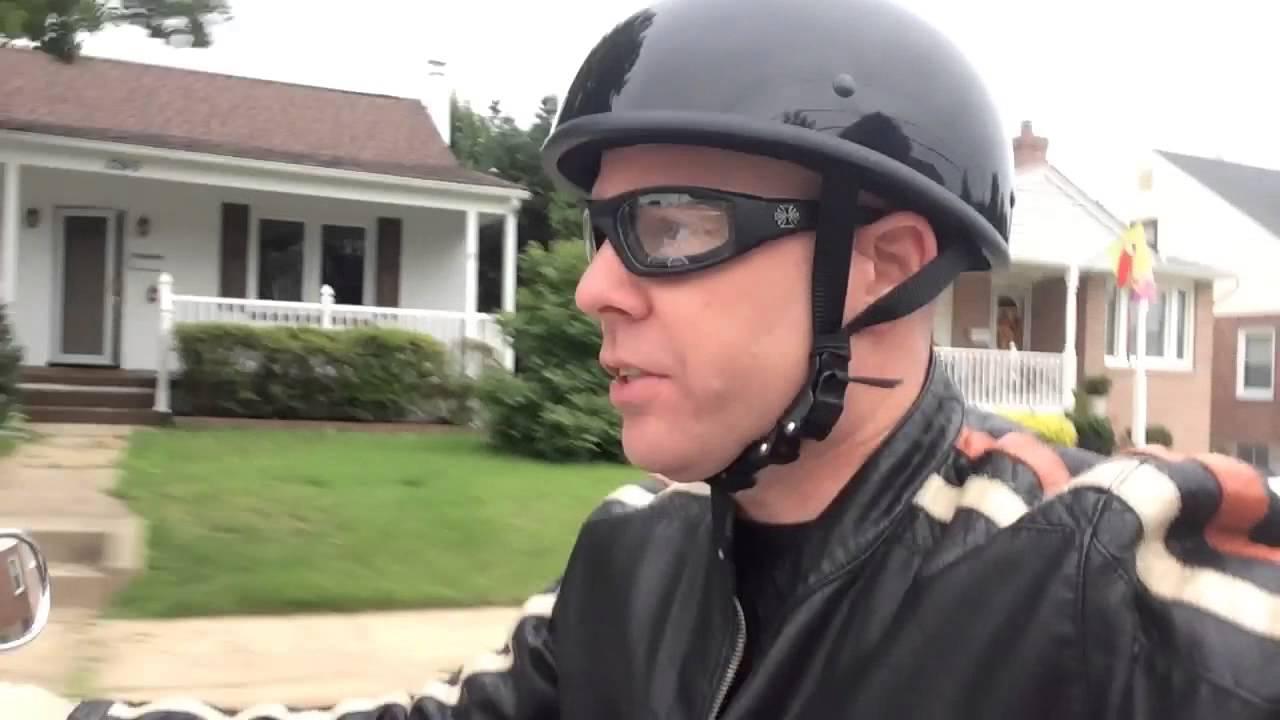 jenis helm dan tingkat keamanan - Shorty Helmet
