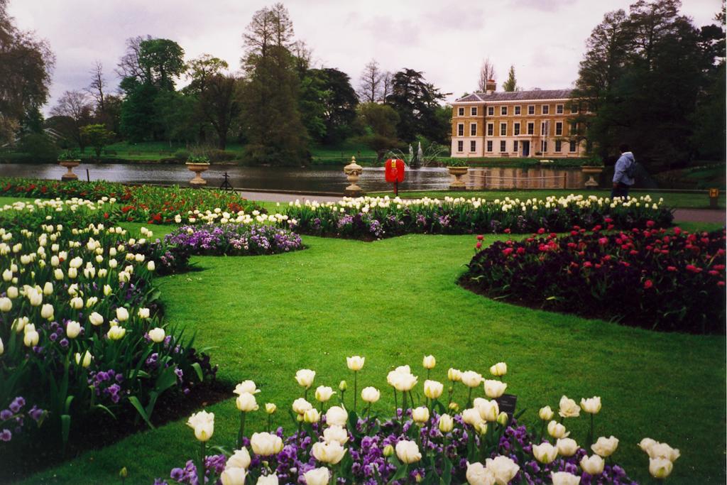 Wow 4 Taman Bunga Ini Punya Keindahan Yang Menakjubkan