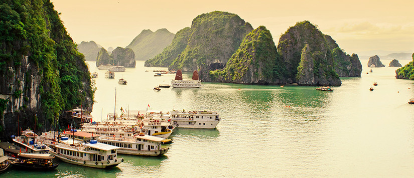 Fantastik! Ini Dia Deretan Tempat Wisata di Vietnam yang Siap Bikin Kamu Terpukau