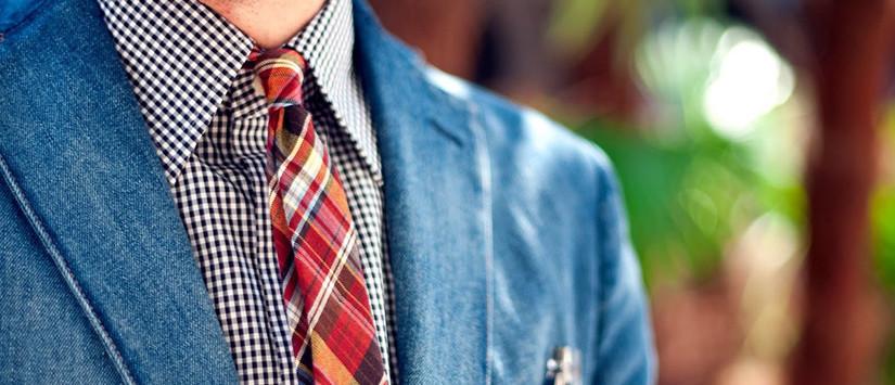 Blog_Buat Cowok Tips Terlihat Keren dan Makin Fashionable dengan Menggunakan Dasi_825x355px
