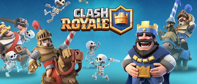 Tips dan trick main clash royale ala nakama tokopedia