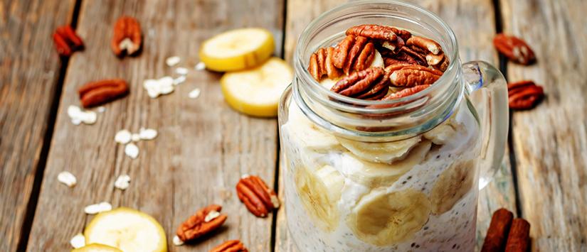 sarapan mudah, enak, dan sehat dengan overnight oats