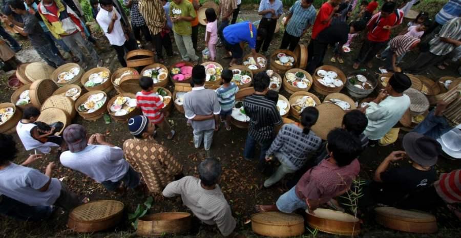 Mengenal Nyadran, Tradisi Ziarah Sambut Ramadan di Jawa Tengah