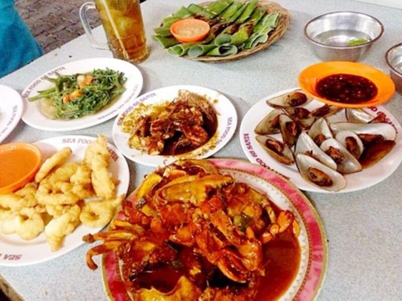 8 Tempat Makan Seafood Enak Murah Di Jakarta Wajib Kamu Coba
