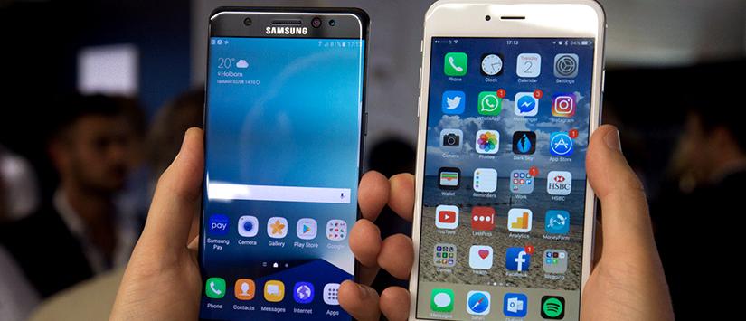 banner blog_Samsung Galaxy Note 7 & iPhone 6s Plus. Lebih Bagus yang Mana