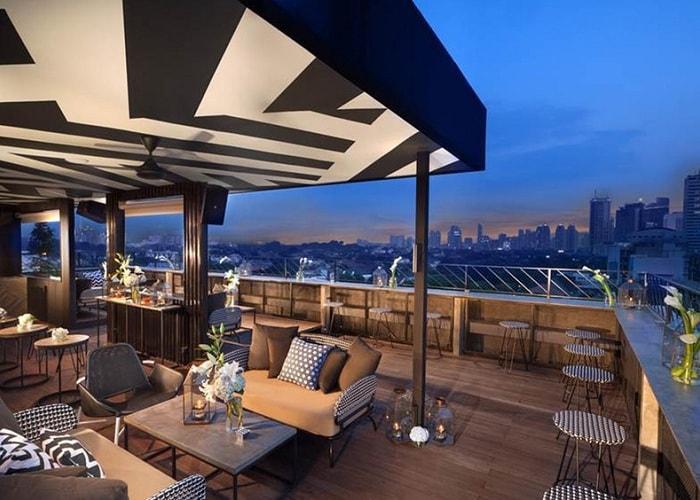 Pilihan Restoran Rooftop di Jakarta