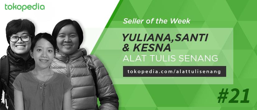 Seller of The Week #21: Hal Utama Bukanlah Keuntungan, Namun Kepuasan Pelanggan