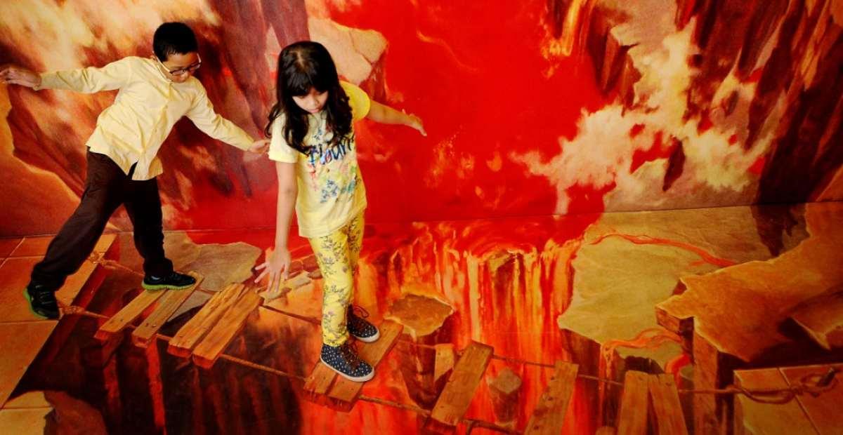 Museum De MATA dan De ARCA Yogyakarta yang Menakjubkan!