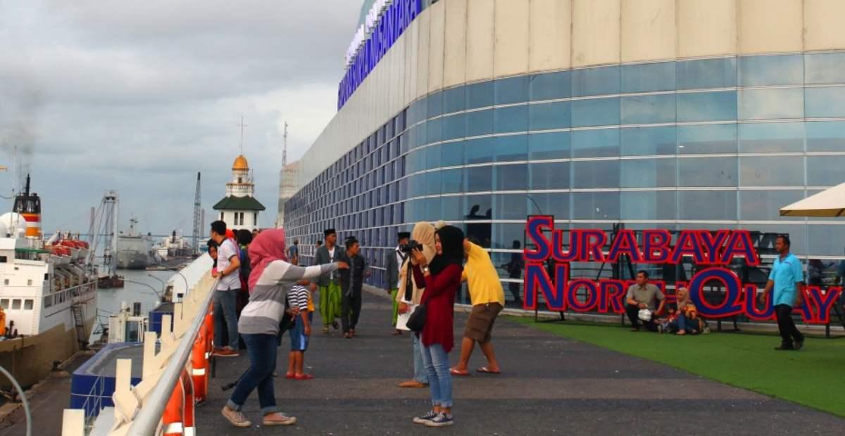 Serunya Berburu Kapal Pesiar di Surabaya North Quay