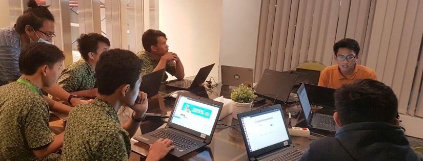 OB Tokopedia belajar Coding bareng