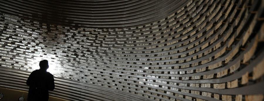 museum tsunami aceh ruang nama nama korban bencana tsunami