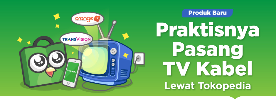 pasang tv kabel
