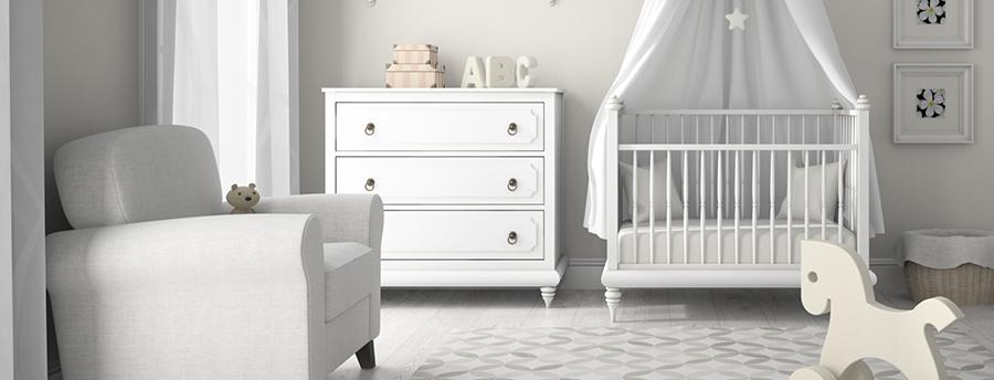 6 Hal yang Harus Diperhatikan untuk Desain Kamar Bayi yang ...