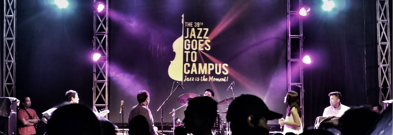 Tiket Jazz Goes To CaMPUS JGTC