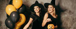 Mix & Match Outfit Serba Hitam untuk Malam Halloween