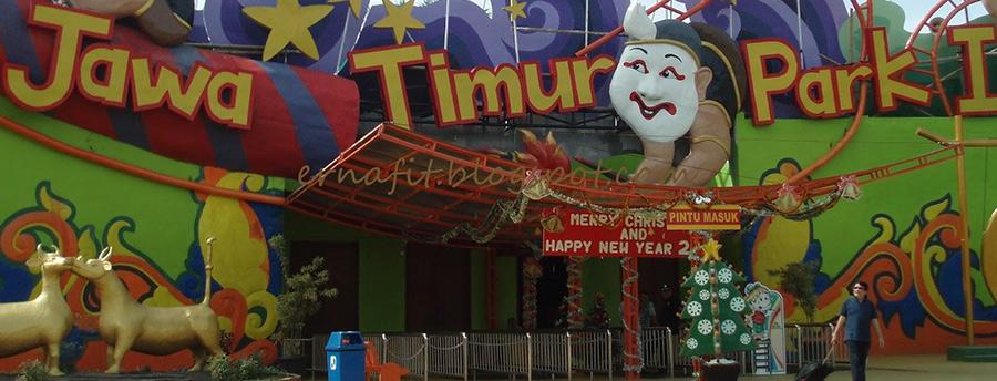 theme park terbaik di Jawa
