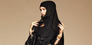 inspirasi gaun muslim formal