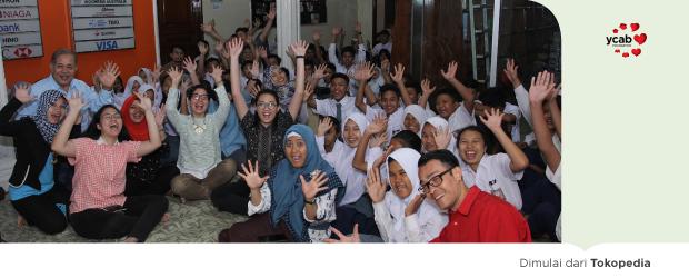 YCAB Foundation: Upaya Mengubah Nasib