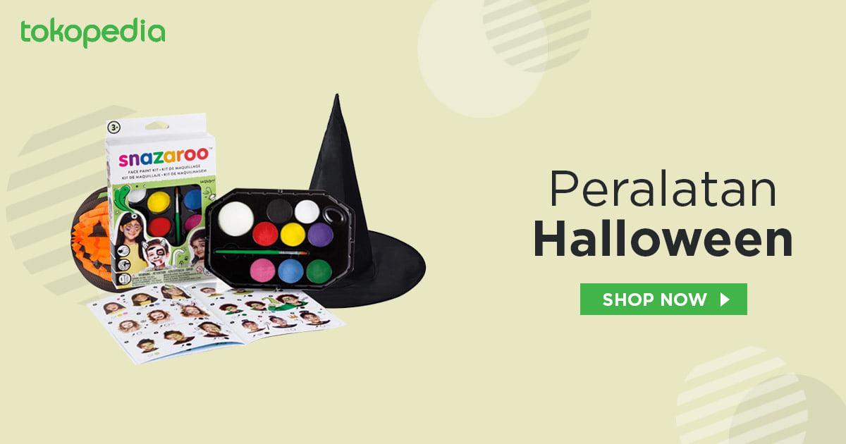perlengkapan Halloween