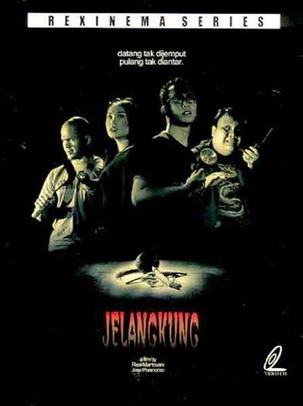 Film Horror Indonesia - Jelangkung