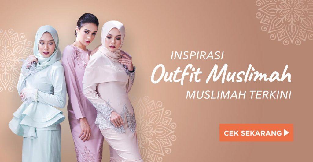 jal outfit muslimah terkini
