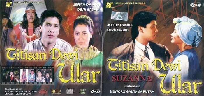 film horor suzanna - Titisan Dewi Ular