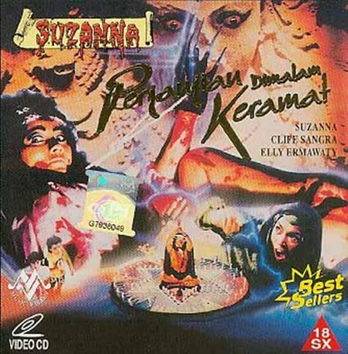 film horor suzanna - Perjanjian di malam keramat