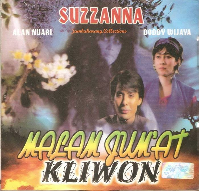 film horror suzanna - malam jumat kliwon