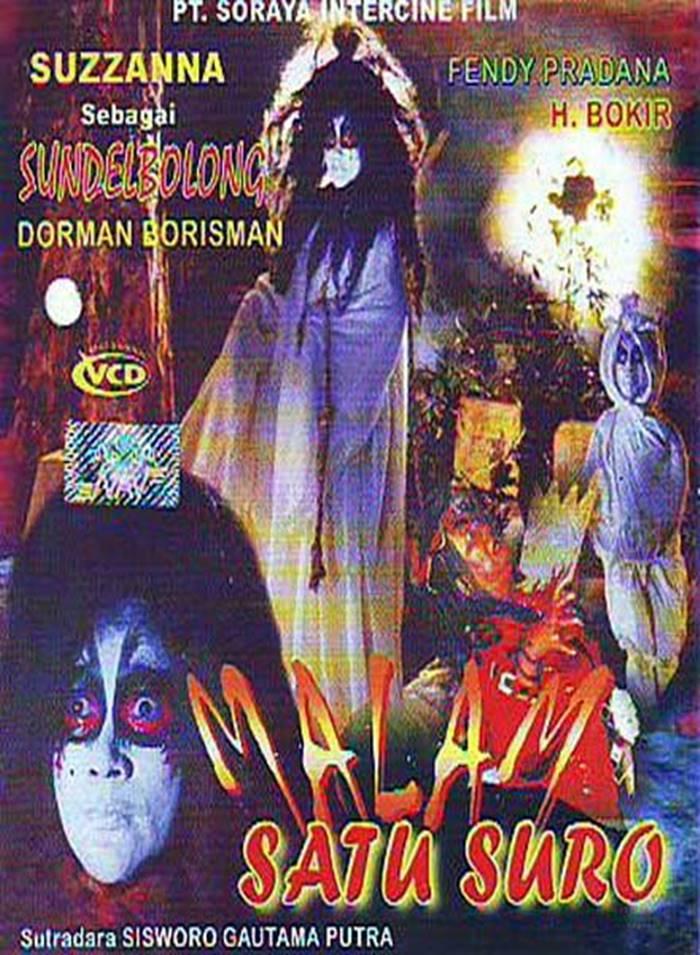 film horror suzanna - malam satu suro