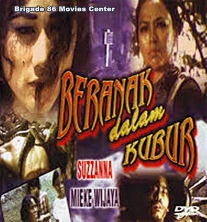 film horror suzanna - Beranak Dalam Kubur