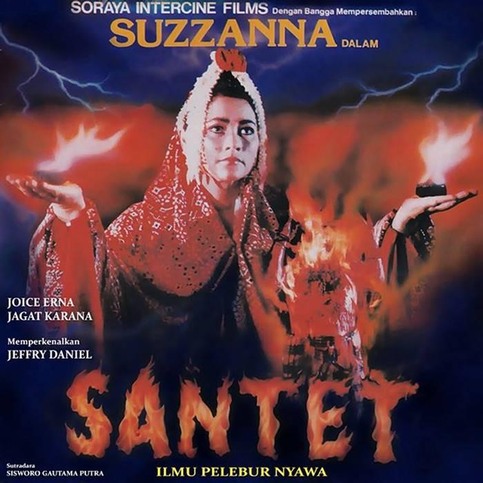 film horror suzanna - Santet