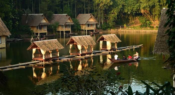 Wisata Sekitar Jakarta - Sampireun