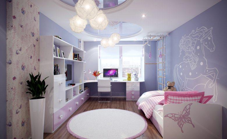 7 Desain Kamar Anak Perempuan Pilihan Dan 5 Tips Menatanya
