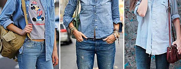 mix and match jeans