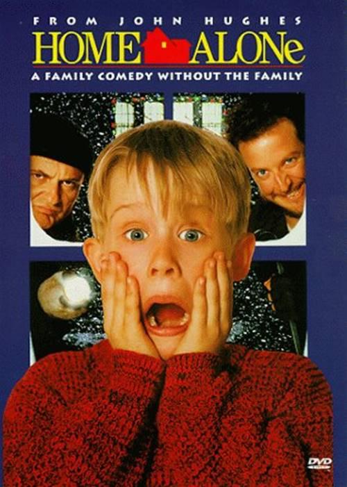 film keluarga natal - home alone