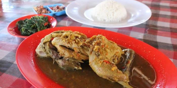 wisata kuliner bali - ayam betutu khas gilimanuk