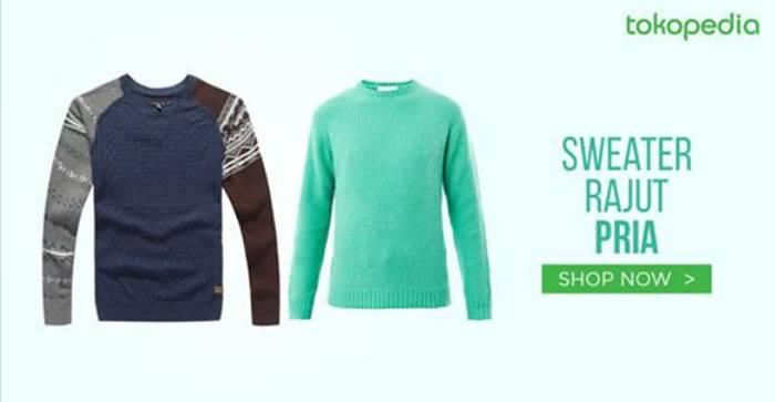 Jual Sweater Rajut Pria Jaket Rajut Pria Model Terbaru Harga