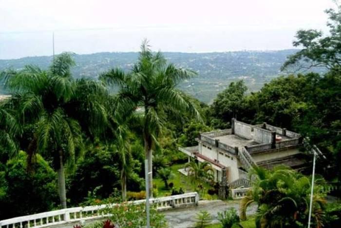 objek wisata bangka - bukit menumbing