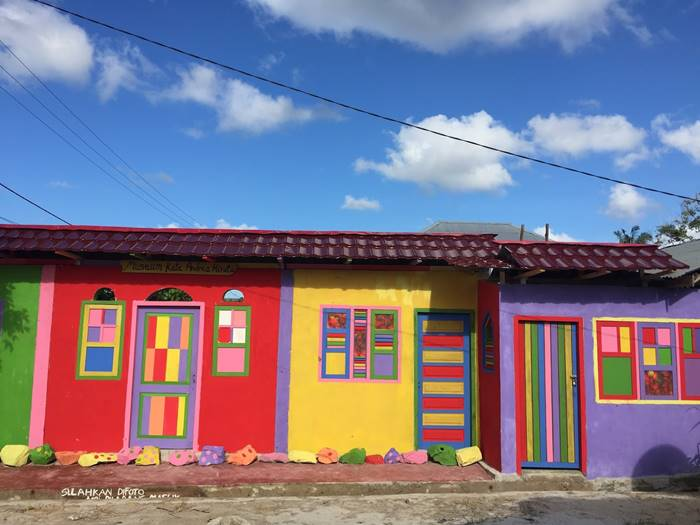 Objek Wisata Belitung - Museum Kata Andrea Hirata