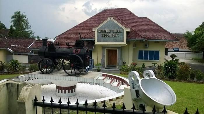 objek wisata bangka - museum timah