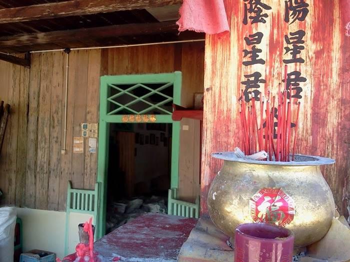 Kampung Cina Simpang Gedong Bangka