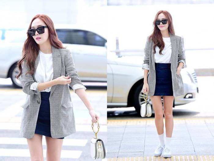 7 Inspirasi Airport Fashion K-POP Idol Terbaik - Tokopedia Blog