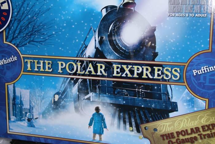 film keluarga natal - the polar express